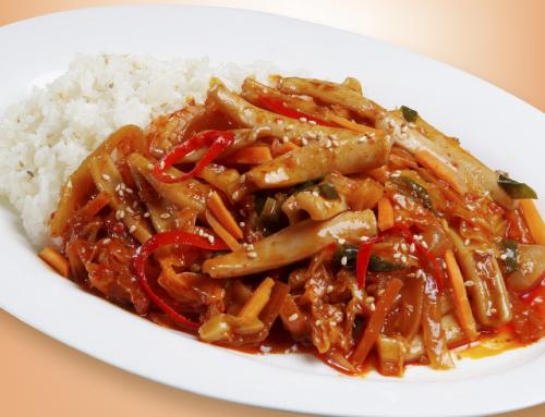 오징어 덮밥 $6.99